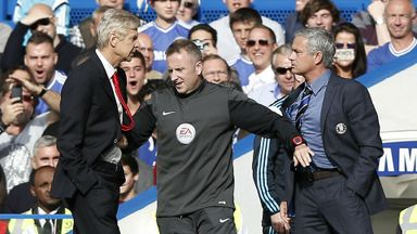 Chelsea v Arsenal: Best of enemies