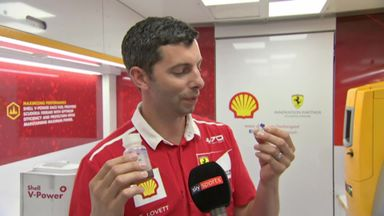How Shell are helping Ferrari