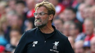 Klopp eyes defensive improvement