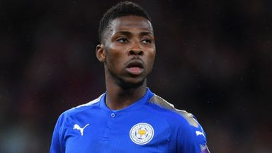Iheanacho scores for Leicester U23s