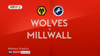 Wolves 1-0 Millwall