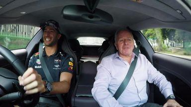 Ricciardo: I never let a Sunday slip