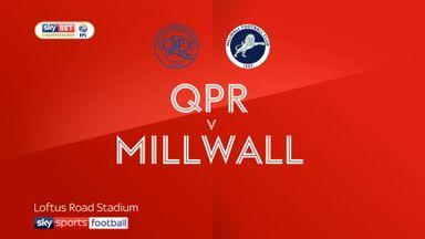 QPR 2-2 Millwall
