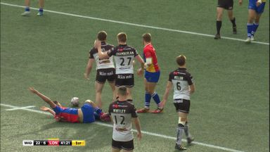Widnes 38-16 London Broncos