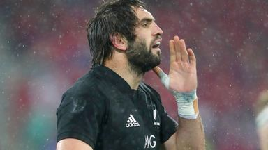 Whitelock wary of Springboks