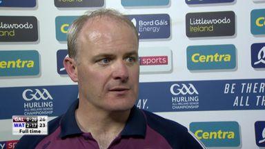 Donoghue praises team character