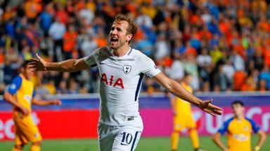 Schmeichel hails Kane's 'unique hunger'