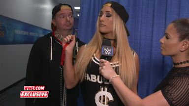 Carmella's taught Ellsworth some new tricks