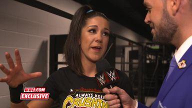 Bayley ready for WWE No Mercy