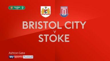 Bristol City 2-0 Stoke