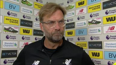 Klopp angry with performance