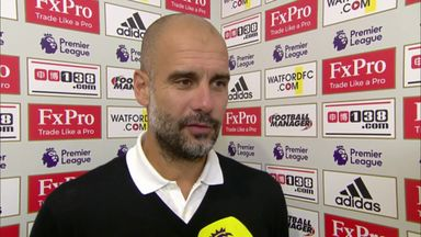 Guardiola: We played so good