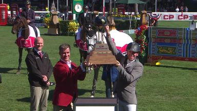 Weishaupt wins at Spruce Meadows