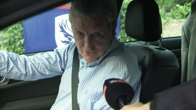 Hodgson: Palace a great opportunity
