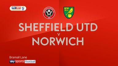 Sheff Utd 0-1 Norwich