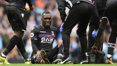 'Benteke out for at least six weeks'