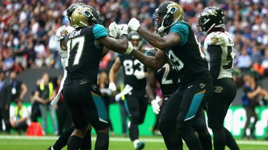 Jaguars 44-7 Ravens