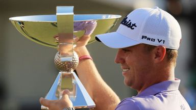 Thomas claims $10m FedExCup win