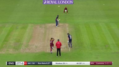 Watch! Moeen Ali smashes Windies