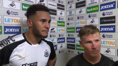 Lascelles leads Newcastle to win