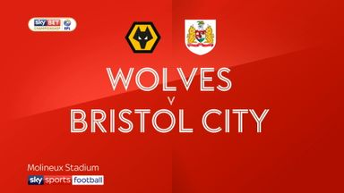 Wolves 3-3 Bristol City
