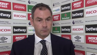 Clement left frustrated by late goal
