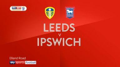 Leeds 3-2 Ipswich