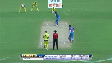 India v Aus: 2nd ODI highlights