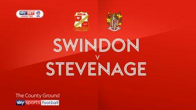 Swindon 3-2 Stevenage