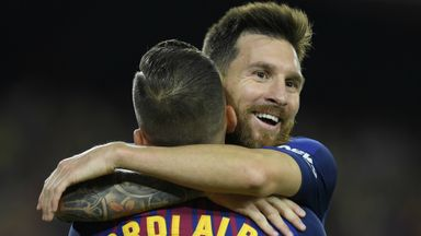 Messi scores 38th hat-trick