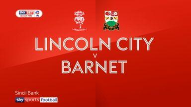 Lincoln 2-1 Barnet