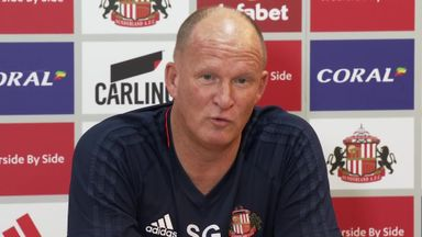 Grayson aware of Sunderland finances