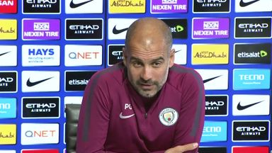 Guardiola: Zero chance of swap