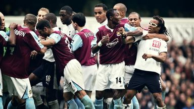 The best of West Ham v Spurs
