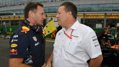 'Red Bull to benefit from McLaren deal'
