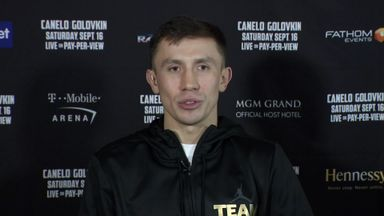 GGG: Canelo is ready