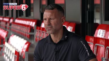 Giggs on Man Utd's CL chances