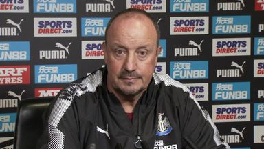 Benitez: Staying up won't be easy