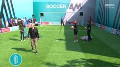 Soccer AM - Volley Challenge