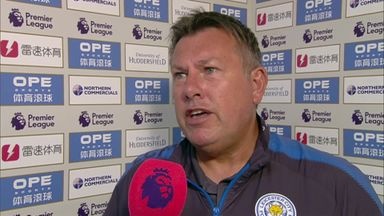 Shakespeare praises resilient Leicester