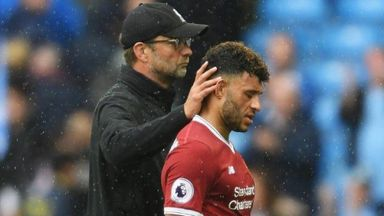 Klopp: 'I'm not in doubt' about Ox