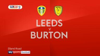 Leeds 5-0 Burton