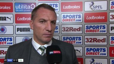 Rodgers: My players showed courage