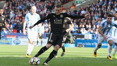 Huddersfield 1-1 Leicester