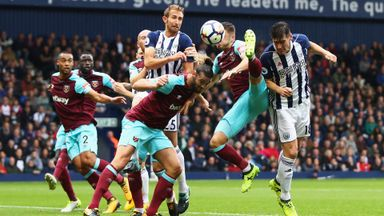 West Brom 0-0 West Ham