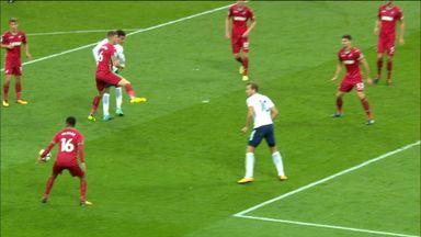 Spurs' three penalty shouts