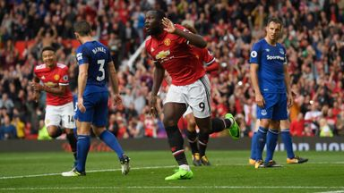 Man Utd 4-0 Everton
