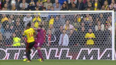 Ref Watch: Watford denied pen?