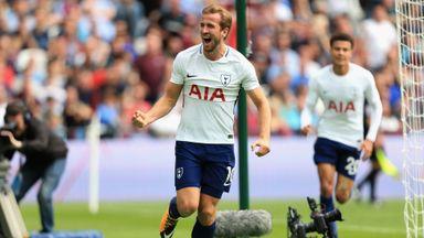West Ham 2-3 Tottenham