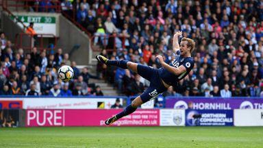 Huddersfield 0-4 Tottenham